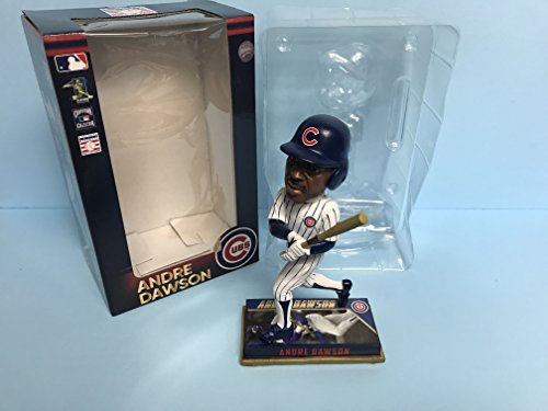 Andre Dawson Chicago Cubs MLB Baseball Hall of Fame Limited Edition ()