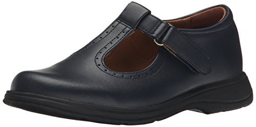School Women's Flat T Primary Navy Issue Strap rvS4Xrq