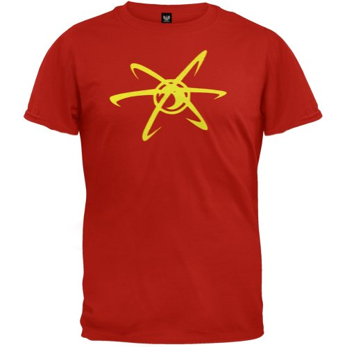Old Glory - Mens Boy Genius T-shirt 2x-large Red