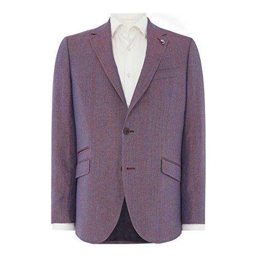 サイモンカーター メンズ ジャケット&ブルゾン Fine Herringbone Thornhill Jacket [並行輸入品] B07BF3MP61 48 Regular