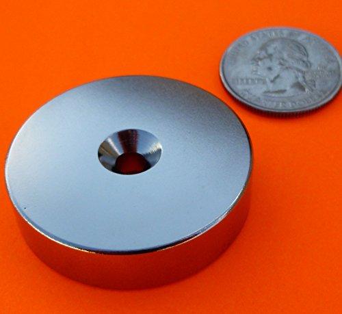 Super Strong Neodymium Magnet N42 1.5 x 3/8