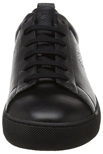 Oil Black Berlin Liebeskind Damen Sneaker Lh173200 Snappa Schwarz 4nvw6Y