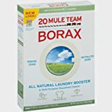 Borax Laundry Detergent BORAX Laundry Detergent & Booster 76oz Multi Purpose Cleaner