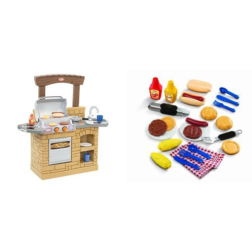 Little Tikes - Cook 'n Play Outdoor BBQ Play Set