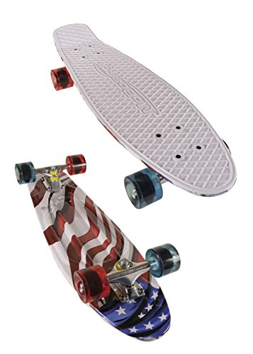 Flag Skateboard Deck - MoBoard 27