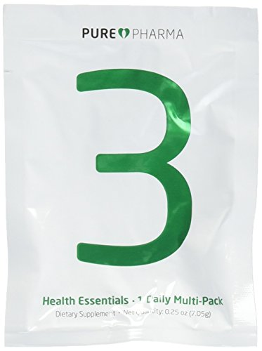 PurePharma 3: The Complete Package Pure Pharma-3 (Free Shipping) (1 Month Supply)