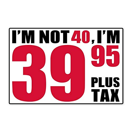 40th Birthday Bath Mats Carpet Funny Slogan for