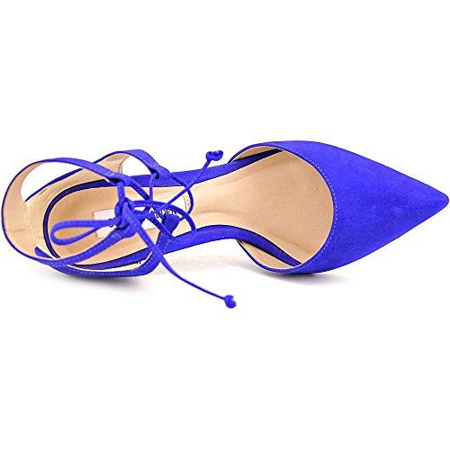 Steve Madden Sammba Mujer Ante Tacones Azul