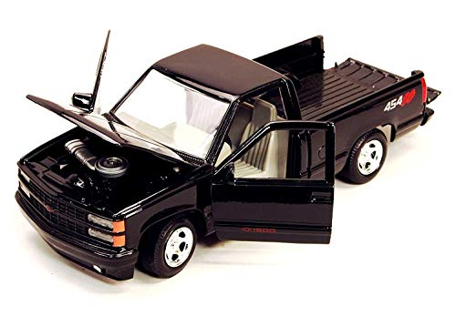 Pickup 454ss (IA_BIG Awesome 1992 Chevy 454SS Pickup Truck 1:24 Scale)
