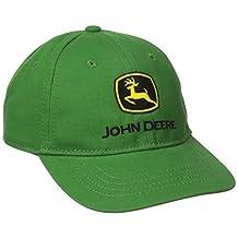 John Deere Toddler Boys' Trademark Baseball Cap, Green, One Size