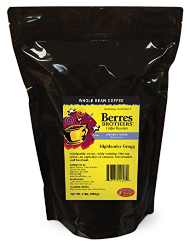 Price comparison product image Highlander Grogg Whole Bean 2lb Package