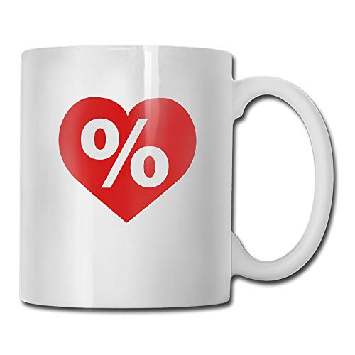 - Custom Love Discount Heart Motivational Mug