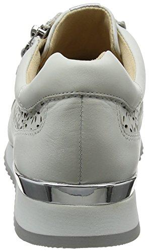 Caprice 102 Blanc 23502 Nappa Femme Derbys White rqgwYrT
