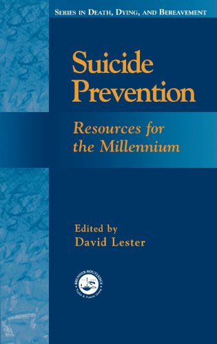 Suicide Prevention: Resources for the Millennium (Series...