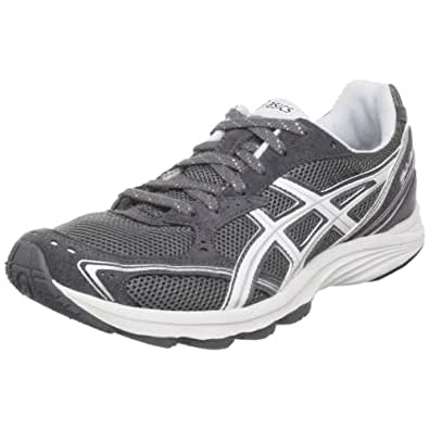 ASICS Women's GEL-Arianna Running Shoe,Cement/White/Silver,10 M