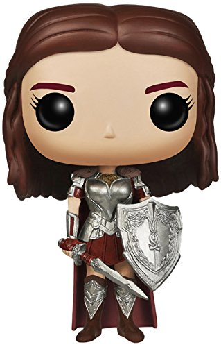 Funko POP Marvel (BOBBLE): Lady Sif Action Figure
