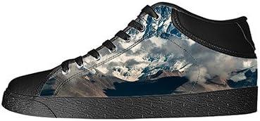 Daniel Turnai Fan Customized Mountain New Canvas Sneaker Shoes for Men