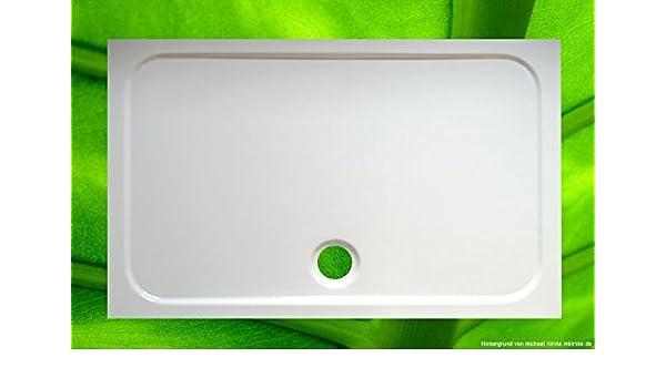 Ducha Bañera 130 x 80 + bañera + desagüe – preisgünstiges Completo ...