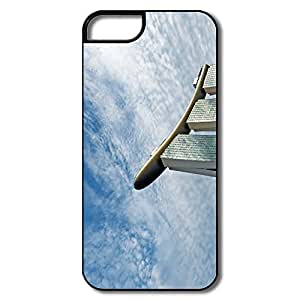 Custom Make Cool Cover Skyscraper Cloud For IPhone 5/5s