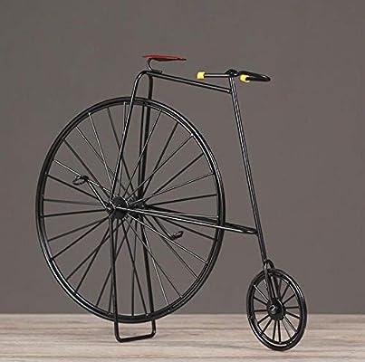 Qoloog Modelo de Bicicleta de Hierro Forjado Vintage Memoria ...