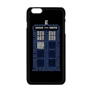 """Danny Store Hardshell Cell Phone Cover Case for New iPhone 6 Plus (5.5""""), Dr.Who Quotes"""