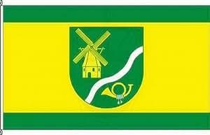 Bandera hamfelde–150x 250cm–Bandera y