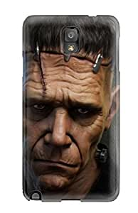 Faddish Phone Frankenstein Case For Galaxy Note 3 / Perfect Case Cover