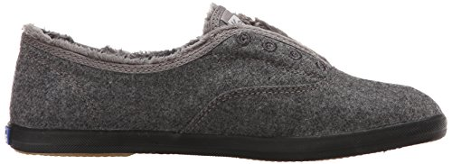 Keds Dames Chillax Wol Fashion Sneaker Zwart