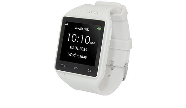 zgpax S18 GSM Smart Watch Phone, Bluetooth y FM Radio ...