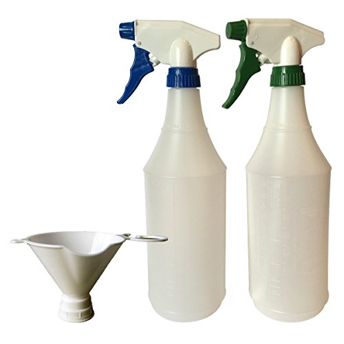 Empty Spray Bottles Refill Funnel product image