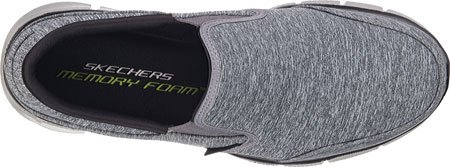 SKECHERS - EQUALIZER FORWARD THINKING 51504 gray black GYBK