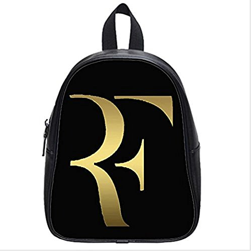 Price comparison product image Emana custom Roger Federer backpack school Student Shoulder bag School Bag for kids (large)