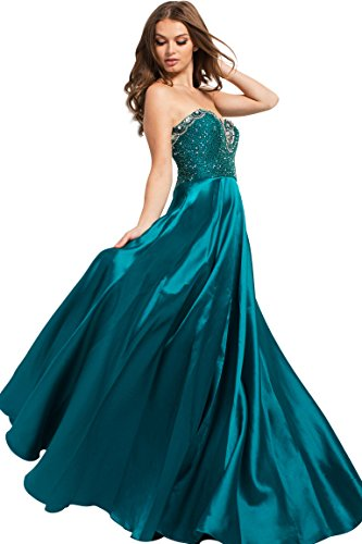 Jovani Evening Fall Ball Gowns Partywear Collection Women's Gown (45078)