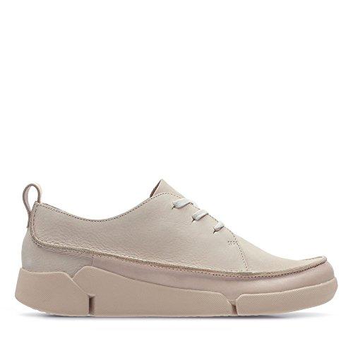 Clarks Low Women's Pink Sneakers Tri Clara Top ZqAUZT