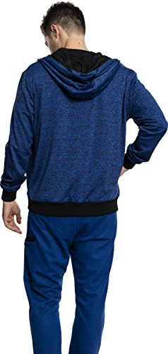 royal Light Classics Sportiva Blue Training Urban 1146 Mehrfarbig Giacca Mens black Jacket Uomo qwzBwExnF