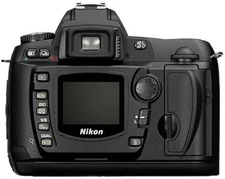 Nikon D70 Digital Foto Body 6.1MP CCD Negro: Amazon.es: Electrónica