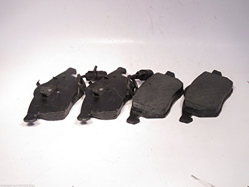 Beck/Arnley 082-1480 Disc Brake Pad