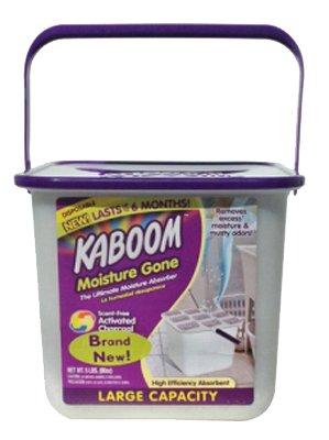 LLOYD HARBOR PARTNERS LLC 60915BKHD Kaboom, 5 Lb, Moistur...