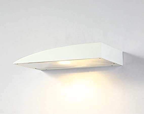 Amazon Com Chambre En Aluminium Lampe Murale Salon Led Lampe Murale