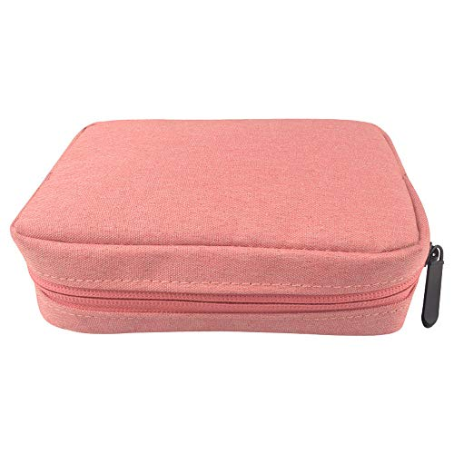 Nebulizer Machine Case Inhaler Case Travel Medicine Bag Mini Meidcal Pouch