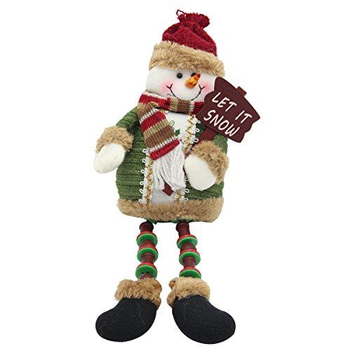 CA Mode(JP) クリスマス飾り ぬいぐるみ 座り おもちゃ 置物 プレゼント
