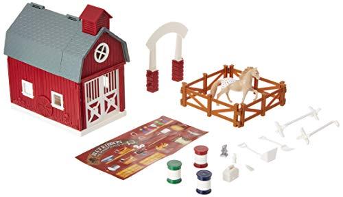 (Sunny Days Entertainment Blue Ribbon Champions 1/32 Appaloosa Equestrian Center Toy)