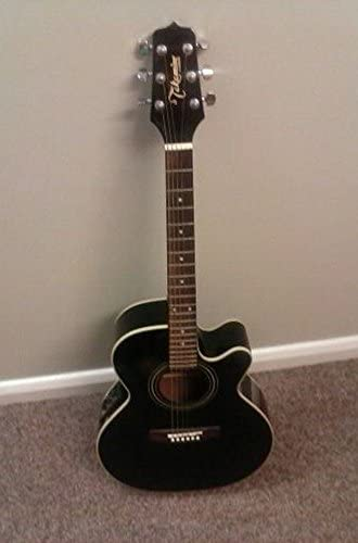 TAKAMINE acústica guitarra eléctrica g541 C con Acadamy duro caso ...