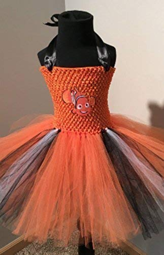 Disney Pixar Finding Nemo Tutu Dress Up Costume (18mo - 3T) ()