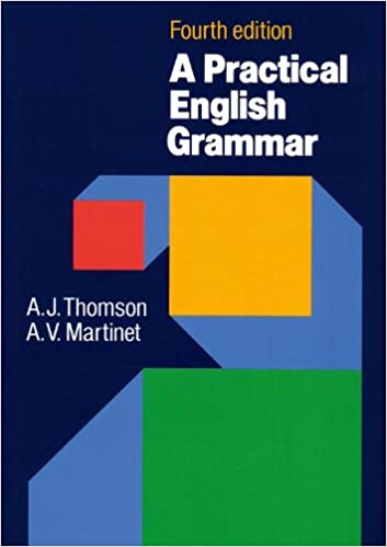 Ebook A Practical English Grammar 4th Edition