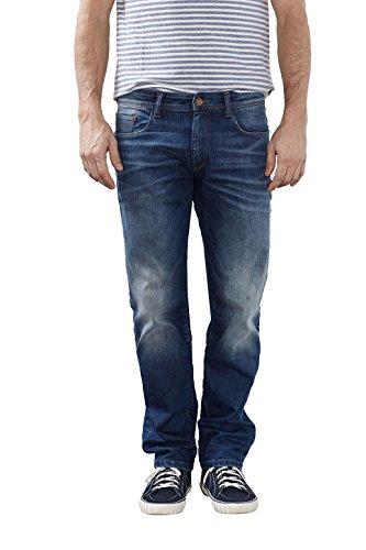 Esprit Blue Wash Jeans Hombre 5 Medium Pocket 027ee2b001 Azul PFrqwfWP1x
