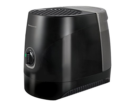 Honeywell Cool Moisture Humidifier, Black