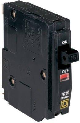 Square D Circuit Breaker 15 Amp Cd