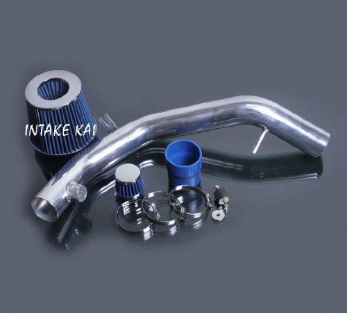 Blue 1999-2005 Volkswagen GOLF GTI VR6 JETTA GLI GLS GLX 2.8L Air Intake Kit Systems