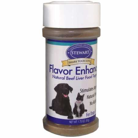 MiracleCorp Stewart Flavor Enhancer for Dogs Cats Beef (1.75 oz)